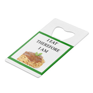spaghetti wallet bottle opener