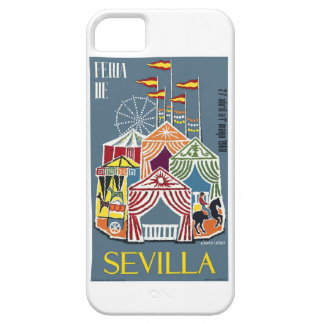 Spain 1960 Seville Festival Poster iPhone 5 Covers