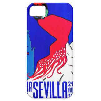 Spain 1964 Seville April Fair Poster iPhone 5 Cover