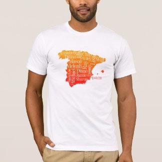 Spain 2009 T-Shirt
