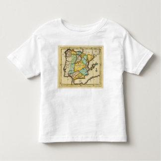 Spain 4 toddler t-shirt