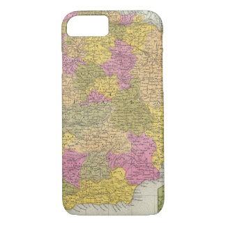 Spain And Portugal 2 iPhone 7 Case