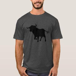 Spain Bull Dark T-shirt