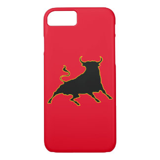 Spain Bull iPhone 8/7 Case