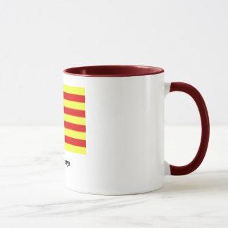 Spain-Catalunya Mug