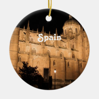Spain Ceramic Ornament
