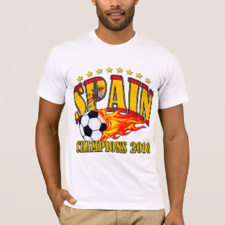 Spain Champions 2010 T-Shirt