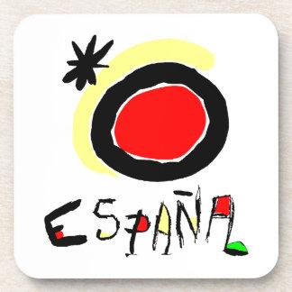 Spain Coaster