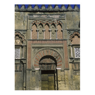 Spain, Cordoba, Moorish mezquita (mosque). Postcard