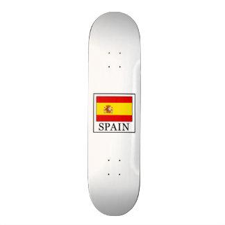 Spain Custom Skateboard