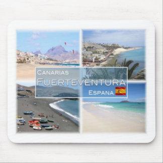 Spain - Espana - Canary Islands - Canarias - Mouse Pad