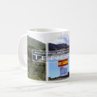 Spain - Espana - Canary Islands - Tenerife - Coffee Mug