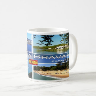 Spain - Espana - Costa Brava - Coffee Mug