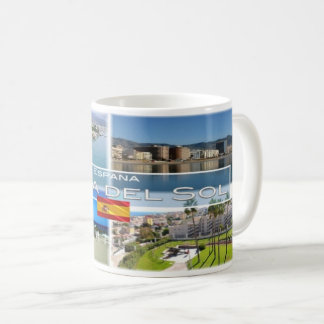 Spain - Espana - Costa Del Sol - Coffee Mug