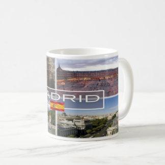 Spain - Espana - Madrid - Coffee Mug