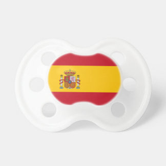 Spain Flag Booginhead Pacifier
