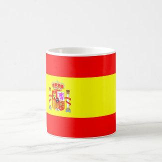 Spain Flag Classic Mug 11 oz