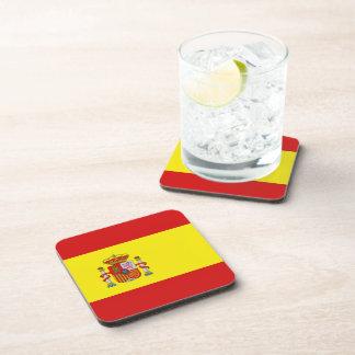 Spain Flag Coaster