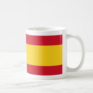 Spain Flag Coffee Mug