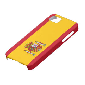 Spain Flag iphone 5 case