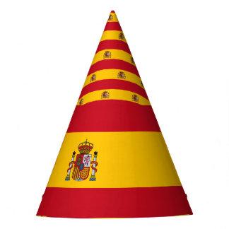 Spain Flag Party Hat