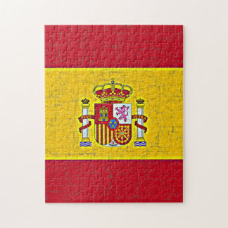 SPAIN FLAG Puzzle
