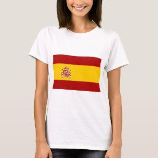 Spain flag quality T-Shirt