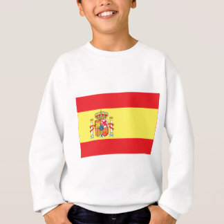 Spain Flag Sweatshirt