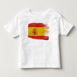 Spain Flag Toddler T-shirt