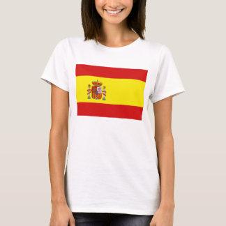 Spain Flag x Map T-Shirt
