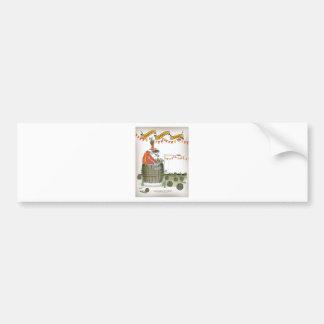 spain football coach bumper sticker