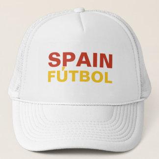 SPAIN FUTBOL TRUCKER HAT