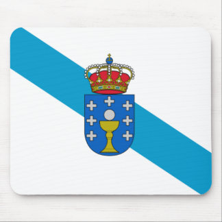 Spain-Galicia Mouse Pad