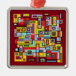 """Spain"" jazz by Chick Corea Metal Ornament"