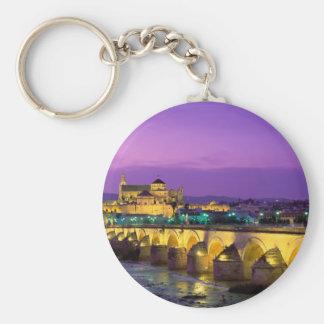 Spain Keychain