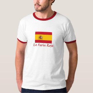 """Spain """"La Furia Roja"""" T-Shirt"""