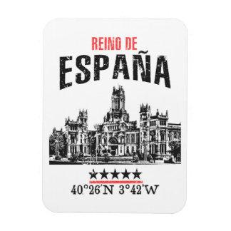Spain Magnet