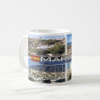 Spain - Marbella - Coffee Mug