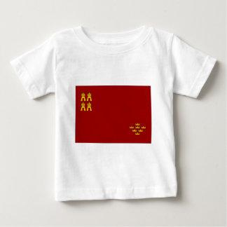 Spain Murcia Flag Baby T-Shirt