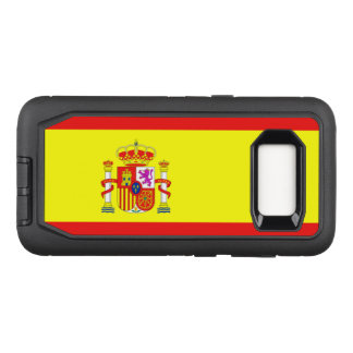 Spain OtterBox Defender Samsung Galaxy S8 Case