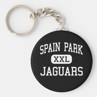 Spain Park - Jaguars - High - Hoover Alabama Keychain