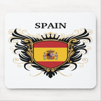 Spain personalize mouse mats