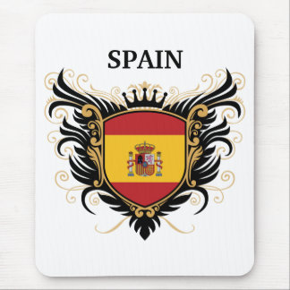 Spain [personalize] mouse pad
