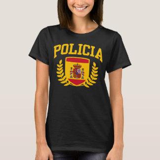 Spain Policia T-Shirt