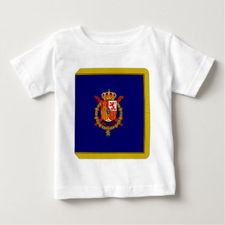 Spain Royal Standard Baby T-Shirt