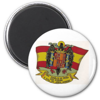 Spain shield magnet