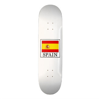 Spain Skateboard Decks