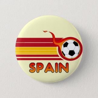 Spain Soccer Button