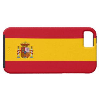 Spain – Spanish Flag iPhone 5 Covers