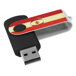 Spain Spanish Flag USB Flash Drive